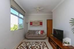 Apartamento à venda com 3 dormitórios em Caiçaras, Belo horizonte cod:278929