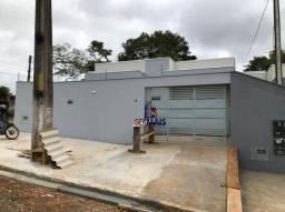 Casa com 2 dormitórios para alugar, 90 m² por R$ 1.200,00/mês - Centro - Ji-Paraná/RO
