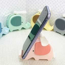 Título do anúncio: Mini Ventilador Portatil com Suporte de Celular  Recarregável