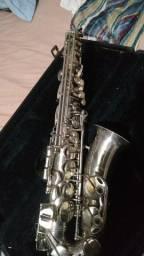 Título do anúncio: Sax alto ,saxofone alto veril
