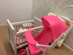 Título do anúncio: Boneca Bebê Reborn Silicone
