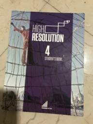 Livro High Resolution Volume 4
