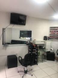 Salão completo com clientes (Juveve)