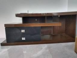 Rack + sofá 2 lugares