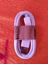 Cabo Carregador V8 Micro USB Para Celular Smartphone Samsung Motorola Lg Android