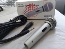 Título do anúncio: Microfone NOVO (Dinâmico Uni-direcional)