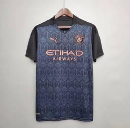 Camisa manchester city G nova
