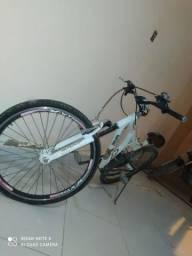 Bicicleta aro 26 quadro de mola