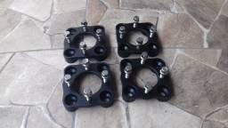 Título do anúncio: Kit alargadores  de roda.