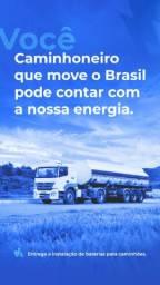 Título do anúncio: Bateria Para Caminhão A Base de Troca So Entregamos em Guarulhos