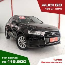 Título do anúncio: Audi Q3 180cv excelente estado
