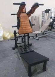 Título do anúncio: Rack squat com regulagem