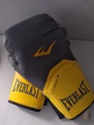 Luvas Kickboxing Everlast 12oz