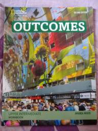 Livros Cultura Inglesa - Upper Intermediate - Student's Book and Workbook