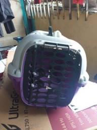 Caixa para transporte de gatos e cachorros