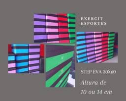 Step em EVA colors R$ 119,00