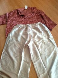 Título do anúncio: Kit 3 Pijamas GG