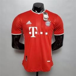 Camisa Bayern de Munique (Versão jogador)