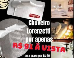 Título do anúncio: Chuveiro Loren Shower - Eletrônico