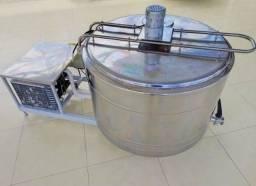 Título do anúncio: Resfriadores Tanques de inox Circular 300 Litros