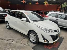 Toyota - Yaris 2019 Automático - 25.000 kms