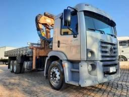 Título do anúncio: Caminhão Munck Masal 35006