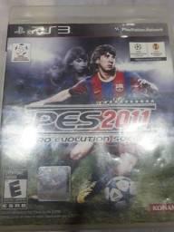 Título do anúncio: Pro evolution Soccer 2011 - PlayStation 3