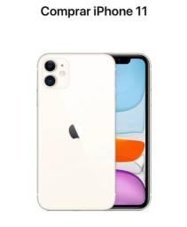 IPHONE 11 64GB COR BRANCO (LACRADO)