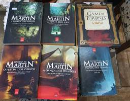 Livro Game Of Thrones