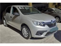 Título do anúncio: Renault Logan Life 1.0 12v Flex 2021