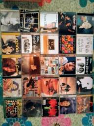 Título do anúncio: Vendo 50 CD's MPB