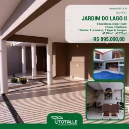 Título do anúncio: Linda casa de Alto Padrão para Venda Penápolis / SP ( 300 M²)