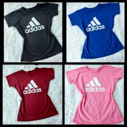 Blusa Feminina T-shirt Adidas
