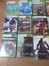 Troco ou vendo jogos Xbox 360