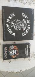 Sons of Anarchy - Jogo de Tabuleiro