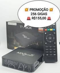 Título do anúncio: PROMOÇÃO DE TV BOX