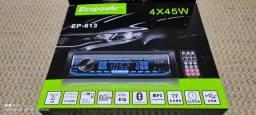 Título do anúncio: Rádio ecopower novo com Bluetooth