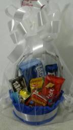 Cestas de chocolates para Páscoa