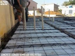 Título do anúncio: Concreto Bombeado Jacarepaguá Rio