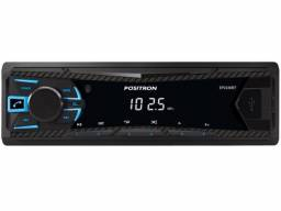 Título do anúncio: Som Automotivo Pósitron MP3 Player FM - Bluetooth USB