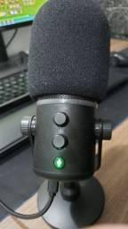 Microfone Razer Seiren Elite USB
