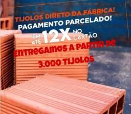 Título do anúncio: CERÂMICA DE TIJOLOS
