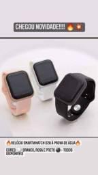 ? Chegou Novidade ?<br><br>? Relógio Smartwhatch D20 à prova de água ?<br><br>