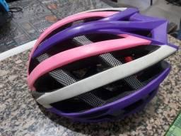 Título do anúncio: Capacete bike