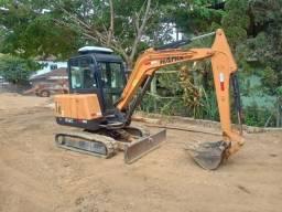 Título do anúncio: (P) Mini escavadeira Hanix modelo H36C pa1718