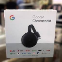 Chromecast 3 Edicao  Original Lacrado