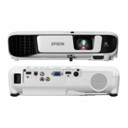 Título do anúncio: Projetor EPSON power lite s41+ 3300 Lumens