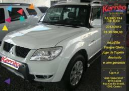 Mitsubishi Pajero tr4 HP, Flex, R$ 2012/2012, R$ 39.000,00 - 2012