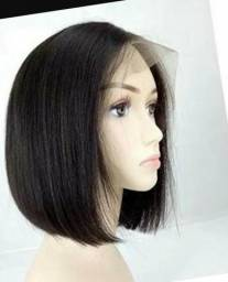 Peruca front lace wig