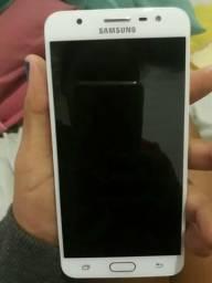 Troco j7 prime rose em iphone 6 ou 6s com torna da minha parte